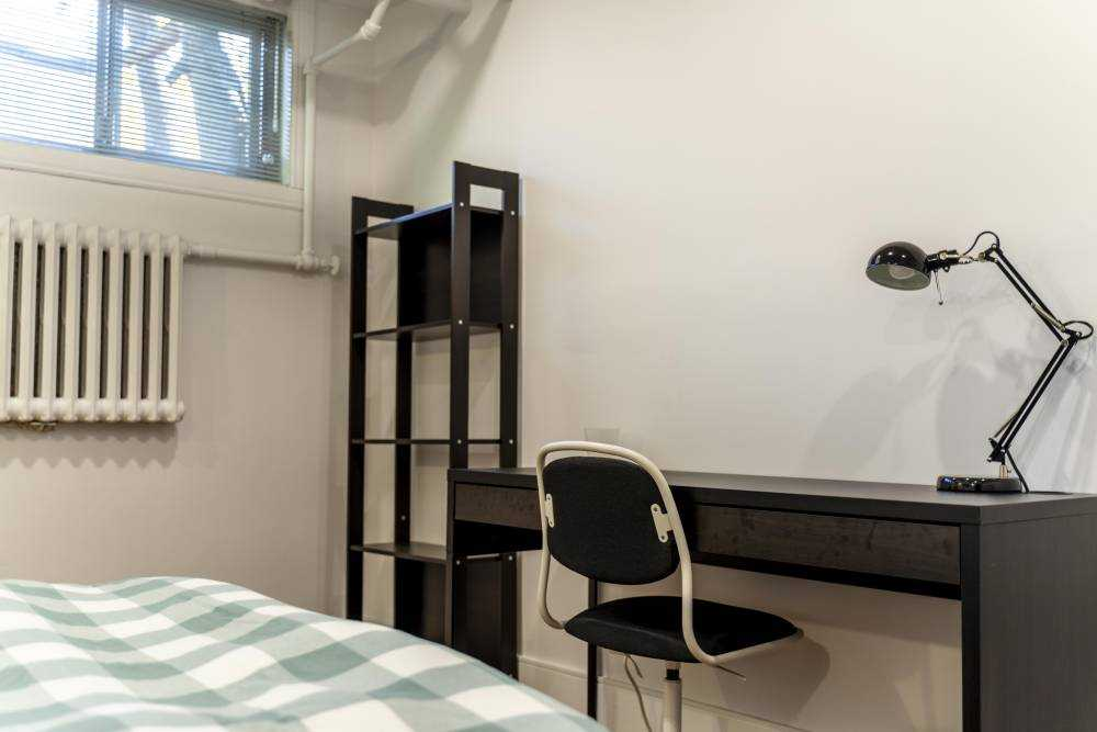 Room 5 basement / La Maison Côte Ste-Catherine Ground Floor